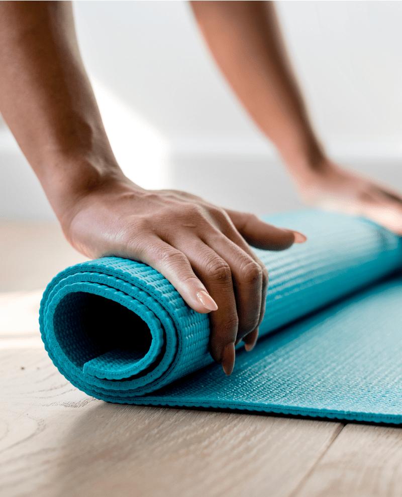 A Prenatal Exercise Warmup