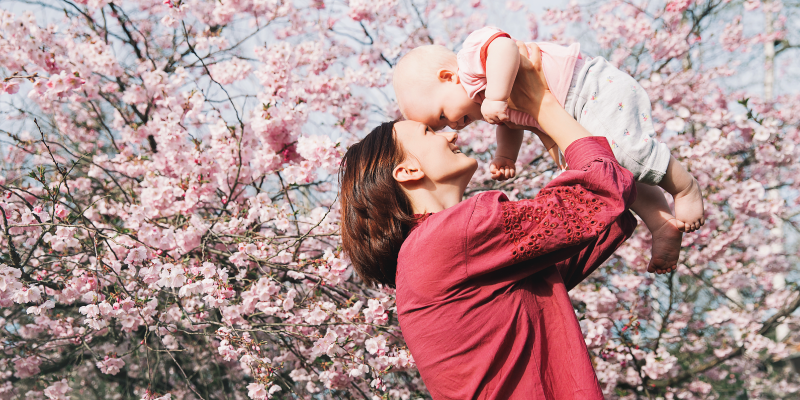 Spring Baby Names We Are Obsessed With
