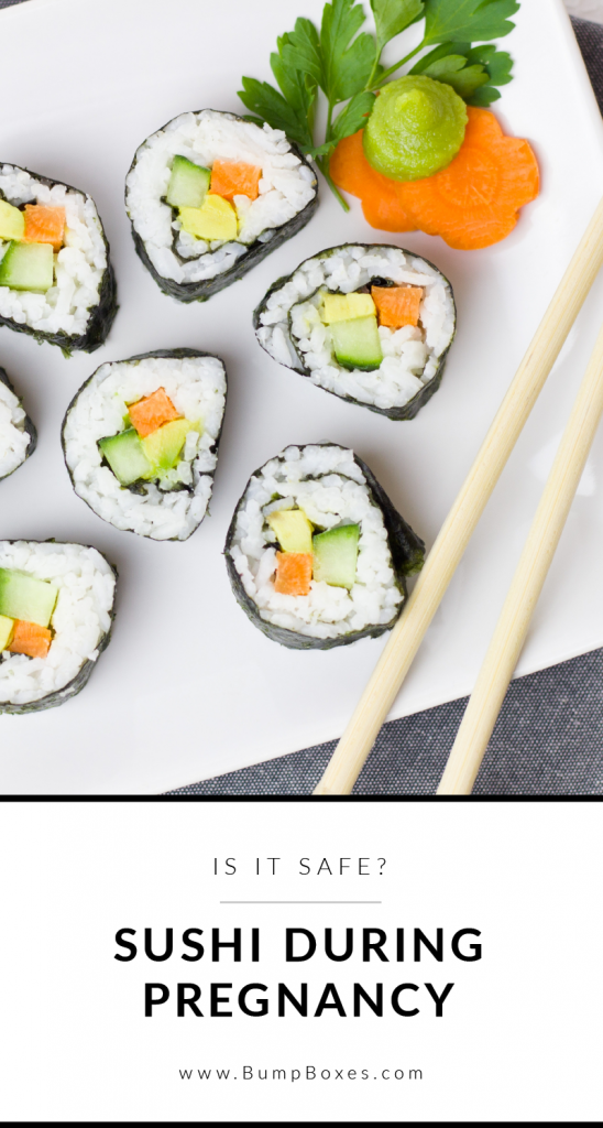 Sushi During Pregnancy: Is it Safe?