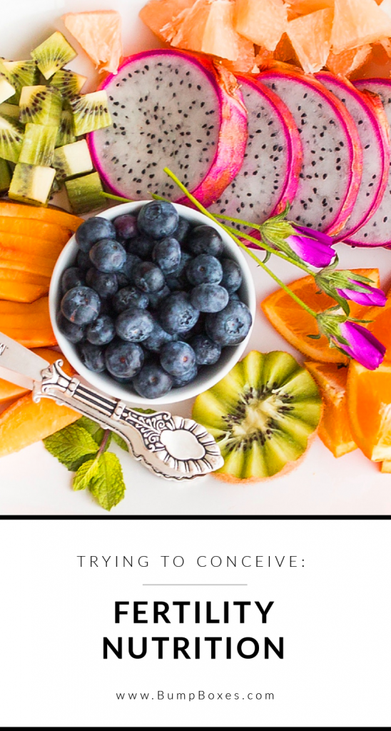 Trying to Conceive: Fertility Nutrition