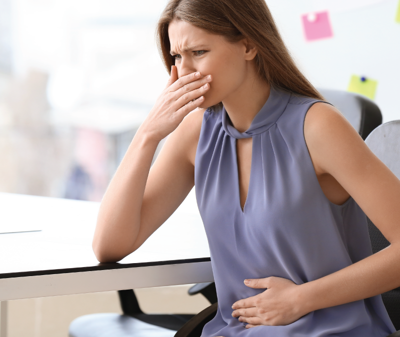Morning Sickness at Work: How to Handle It