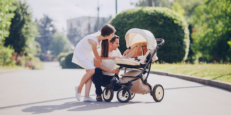 Choosing the Best Stroller for Your Family