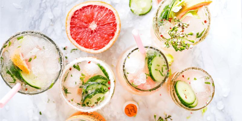 Our Fave Summer Mocktails