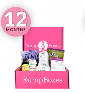 Bump Boxes 12 Month
