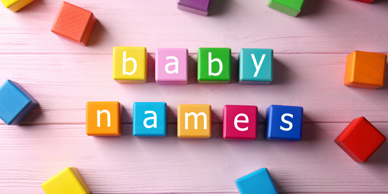 Most Popular Baby Names for 2019