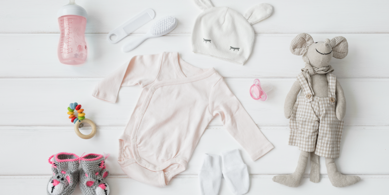 9 Items You Don't Need on Your Baby Registry