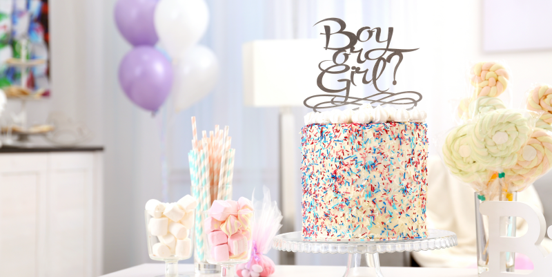15 Adorable Gender Reveal Ideas