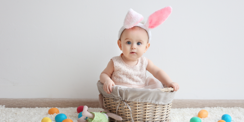 12 Adorable Easter Baby Outfits