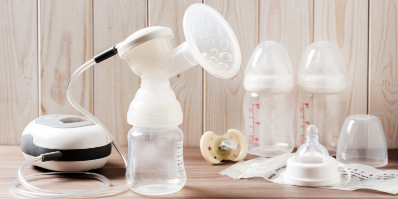 CDC Releases New Guidelines on Cleaning Breast Pumps