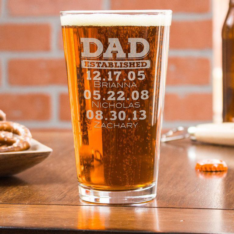 Customized Beer Glass
