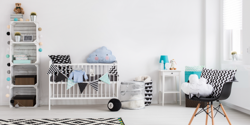 Tips to Get the Nursery of Your Dreams