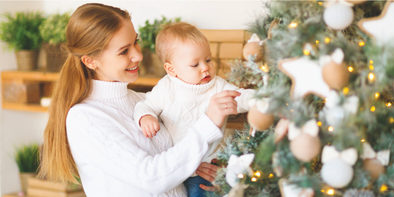 Holiday Gift Guide: Baby's First Christmas Gifts
